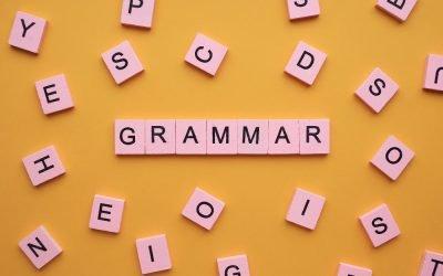 Gramática básica para aprender inglés