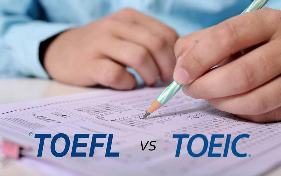 Diferencias entre el TOEFL y el TOEIC