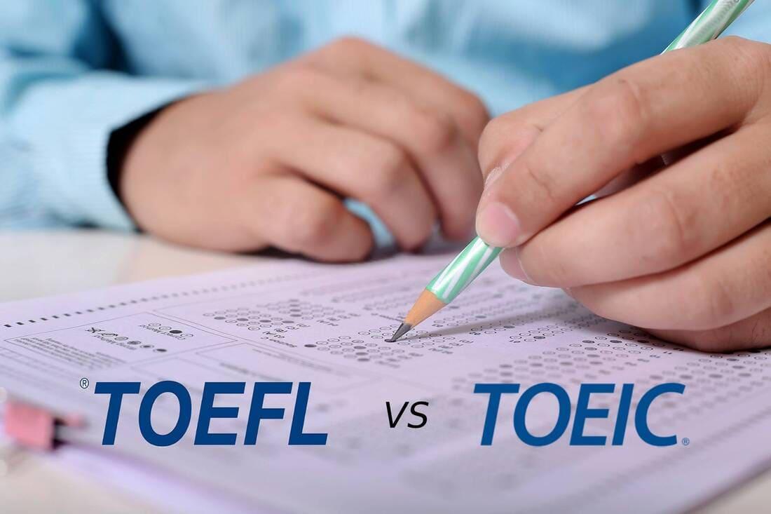 Diferencias entre toefl y toeic